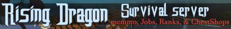 Banner for Rising Dragon server