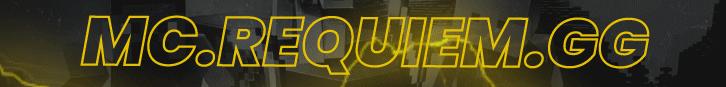 Banner for Requiem server