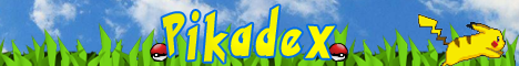 Banner for Pikacore Minecraft server
