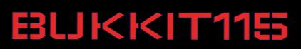 Banner for BUKKIT115 server