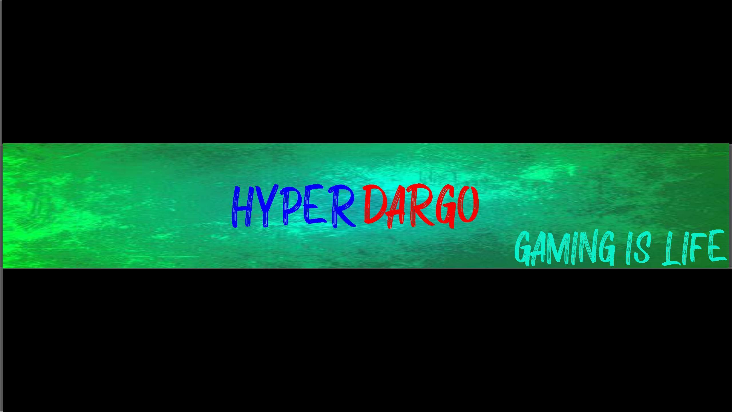 Banner for Dargo Tamber server