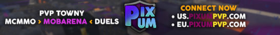 Banner for PixumPvP Towny server