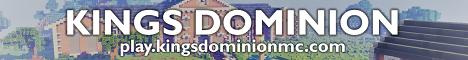 Banner for Kings Dominion server