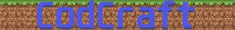Banner for CodCraft server