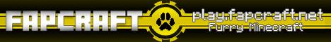 Banner for FapCraft server