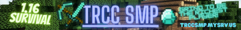 Banner for TRCC SMP server