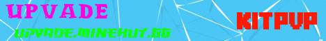 Banner for UpVade Minecraft server