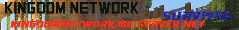 Banner for Kingdom Network server