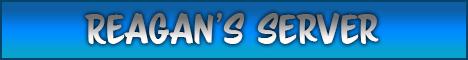 Banner for Reagan's Server server