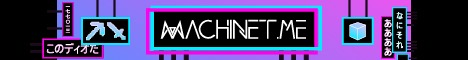Banner for Machinet server