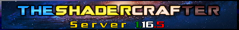 Banner for TheShaderCrafters server