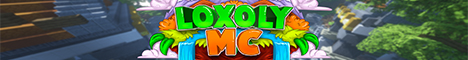 Banner for Loxoly MC server