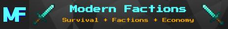 Banner for Modern Factions server