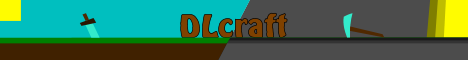Banner for DLCraft Minecraft server