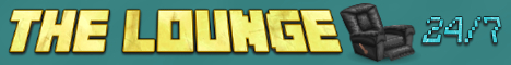 Banner for The Lounge MC! server