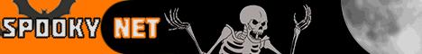 Banner for Spooky Net server