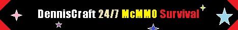 Banner for DennisCraft server