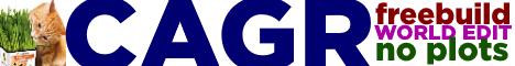 Banner for CAGR Freebuild server