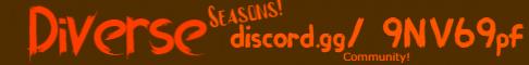 Banner for Diverse server