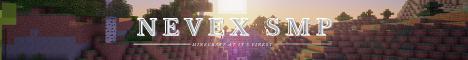 Banner for Nevex SMP Minecraft server
