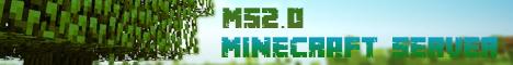 Banner for MS Server 2.0 Minecraft server