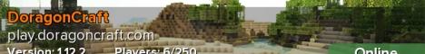 Banner for DoragonCraft Minecraft server