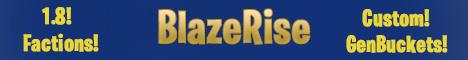 Banner for BlazeRise server