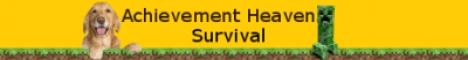 Banner for Achievement Heaven server