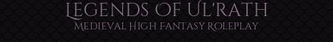 Banner for Legends of Ulrath server