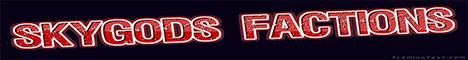 Banner for SkyGods Factions server