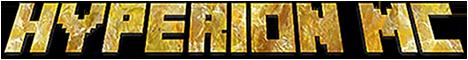 Banner for HyperionMC Minecraft server
