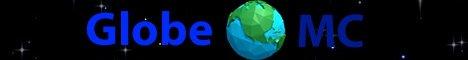 Banner for GlobeMC Minecraft server