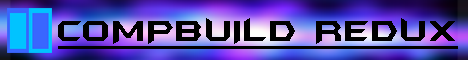 Banner for Compbuild REDUX Minecraft server