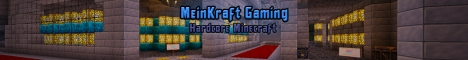 Banner for Meinkraft Gaming Minecraft server