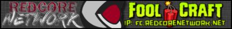 Banner for RedCoreNetwork server