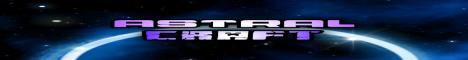 Banner for Astralcraft server