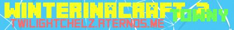 Banner for winterinacraft 2 Minecraft server
