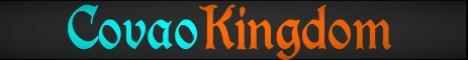 Banner for CovaoKingdom Minecraft server