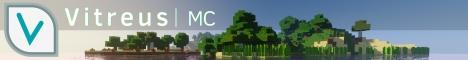 Banner for Vitreus MC Minecraft server