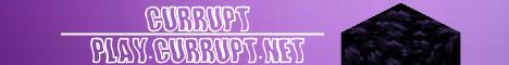 Banner for CUrrUpt server