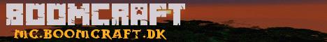 Banner for Boomcraft server
