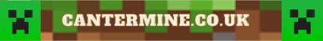 Banner for CanterMine server