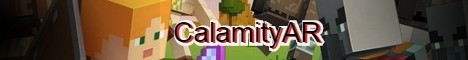 Banner for CalamityAR Minecraft server
