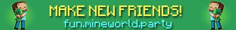Banner for Friendly Minecraft Server server