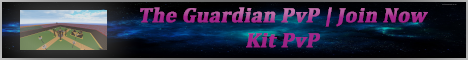 Banner for The Guardian PvP Minecraft server