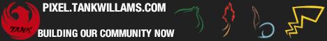 Banner for The Official Pixelmon Server Of Tank Williams server