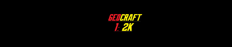 Banner for Geocraft 1:2K server