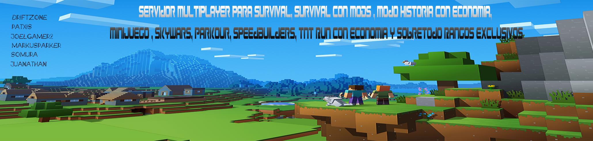 Banner for Chaotic Games server