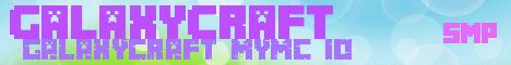 Banner for GalaxyCraft SMP Survival server