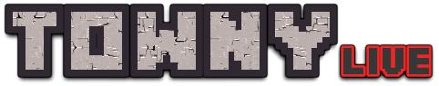 Banner for TownyLIVE server